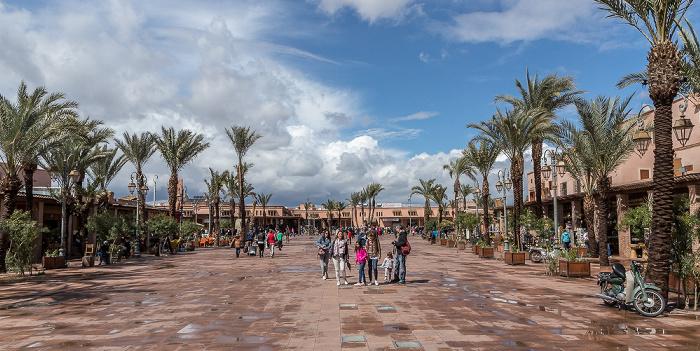 Marrakesch Place des Ferblantiers