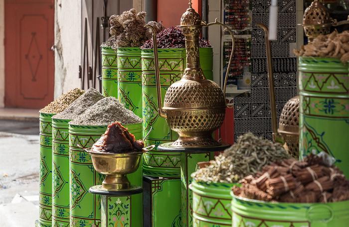 Marrakesch Rue Tougma