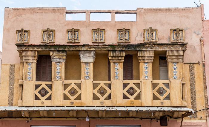 Marrakesch Route Dar Daou