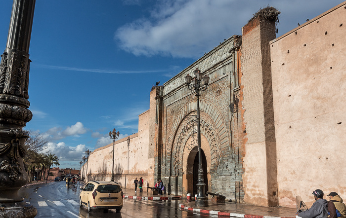 Marrakesch Rue Oqba Ben Nafaa: Bab Agnaou