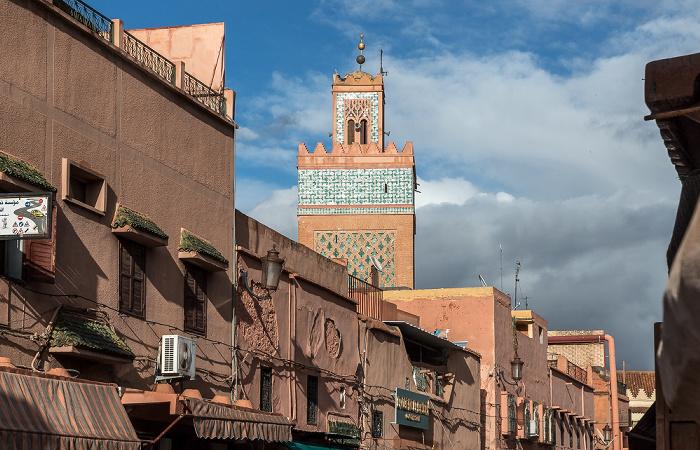 Marrakesch Kasbah-Moschee
