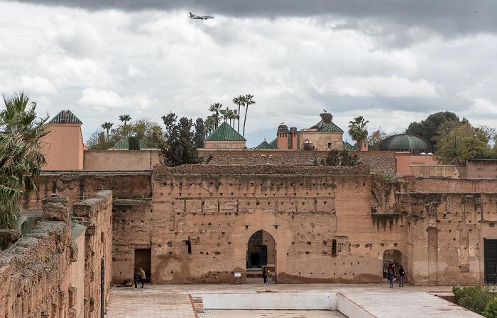 Marrakesch Palais El Badi Königspalast