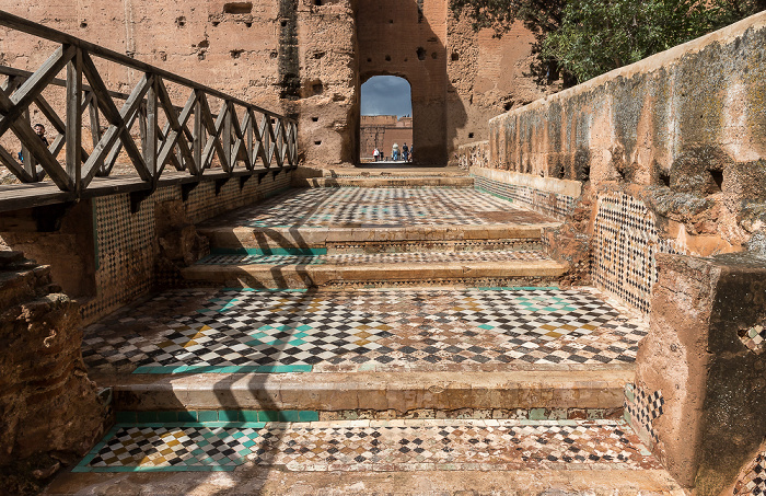 Marrakesch Palais El Badi