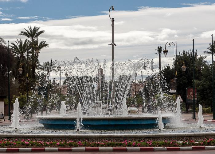 Marrakesch Place de la Liberte