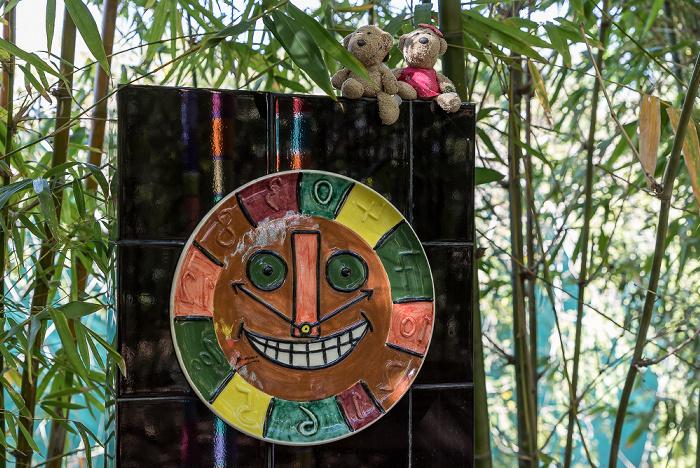 Ourika-Tal Anima Garten (Andre Heller Garden): Teddy und Teddine