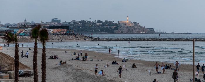 Tel Aviv Jerusalem Beach, Mittelmeer, Alt-Jaffa