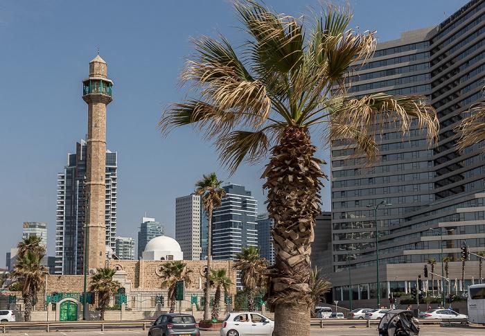 Tel Aviv Kaufmann Street: Hassan-Bek-Moschee