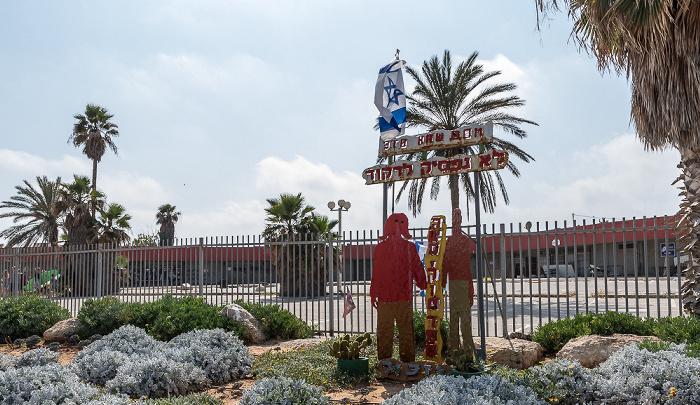Tel Aviv Dolphinarium Discotheque: Gedenkstätte für den Anschlag vom 1. Juni 2001