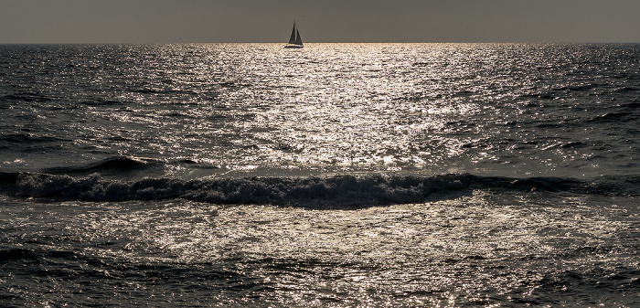 Tel Aviv Mittelmeer