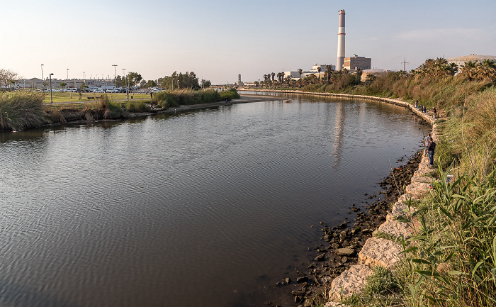 Tel Aviv Yarkon, Reading Power Station