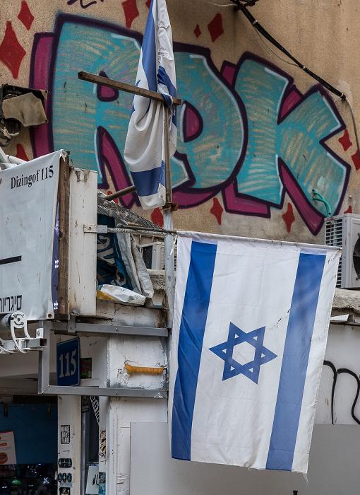 Tel Aviv Dizengoff Street