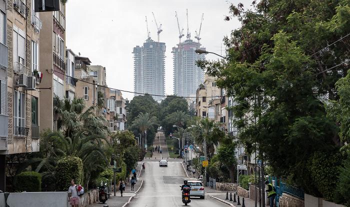 Tel Aviv Bograshov Street