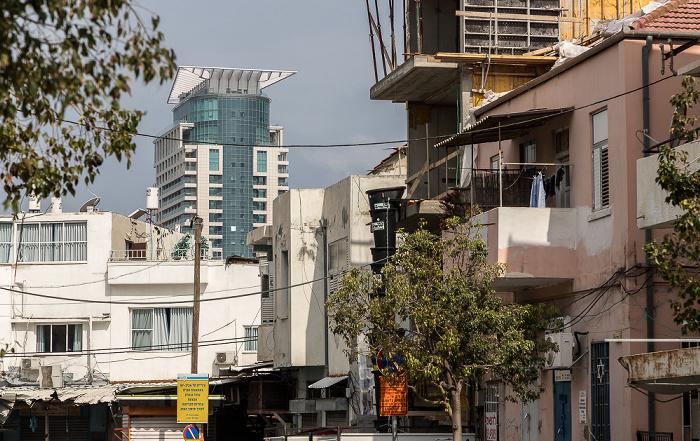 Tel Aviv Nahalat Binyamin: Rambam Street