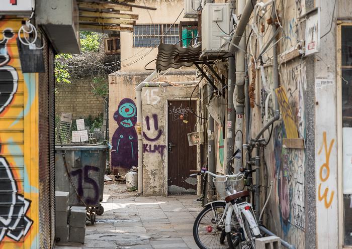 Tel Aviv Nahalat Binyamin: Nahalat Binyamin Street