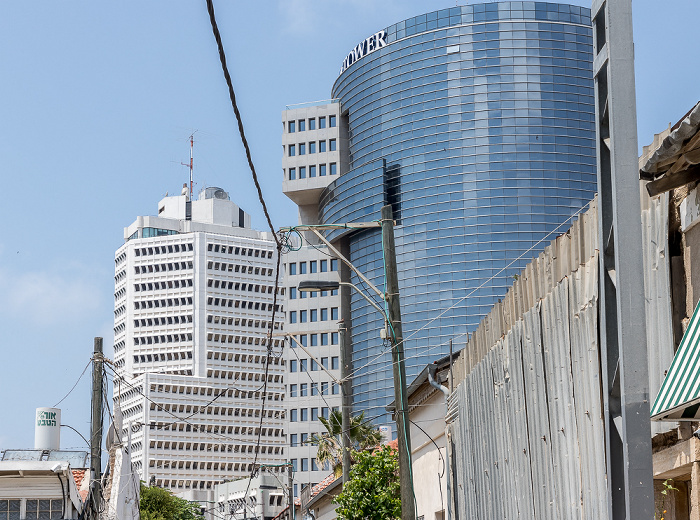Tel Aviv Neve Tzedek: Trade Tower (Textile Center Complex)