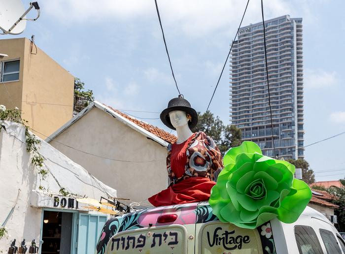 Tel Aviv Neve Tzedek Neve Tzedek Tower