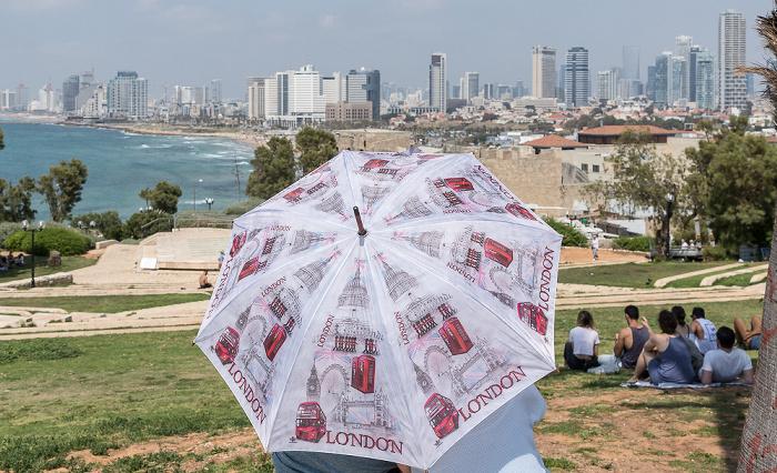 Tel Aviv Alt-Jaffa: Ha-Pisga-Park Strand
