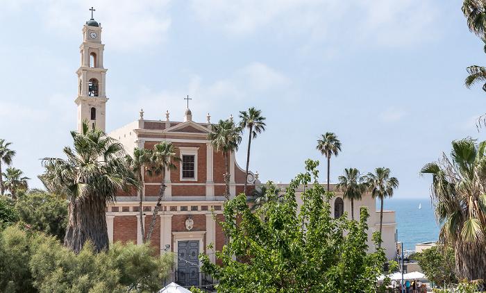 Tel Aviv Alt-Jaffa: St. Peter