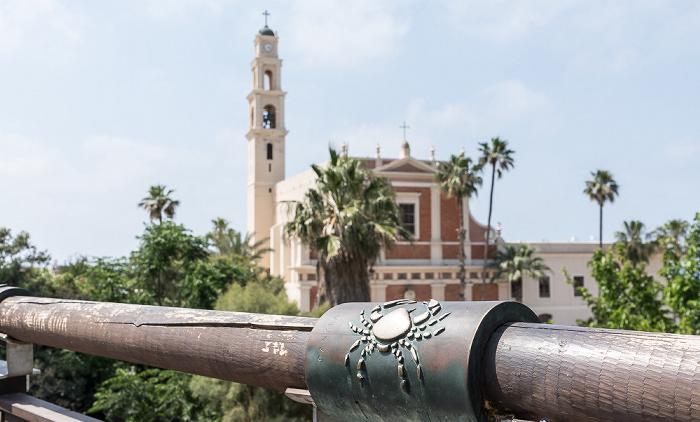 Tel Aviv Alt-Jaffa: Wishing Bridge St. Peter