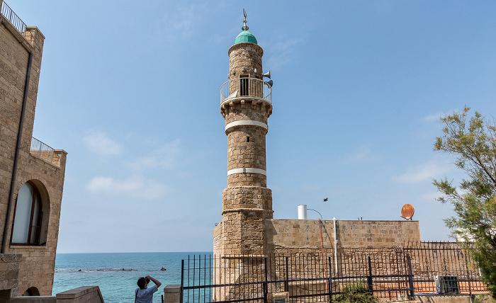 Tel Aviv Alt-Jaffa: Meeresmoschee (Al-Bahr-Moschee)