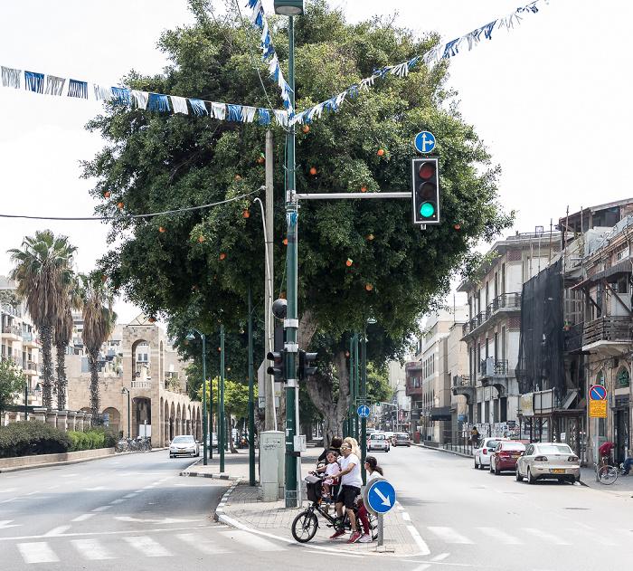 Tel Aviv Jaffa: Jerusalem Boulevard