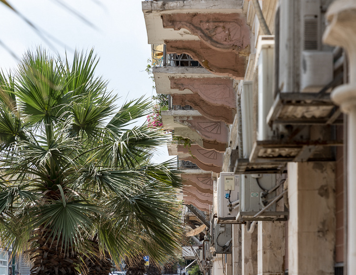 Tel Aviv Jaffa: David Raziel Street