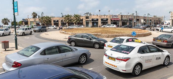Tel Aviv Jaffa: Yossi Carmel Square