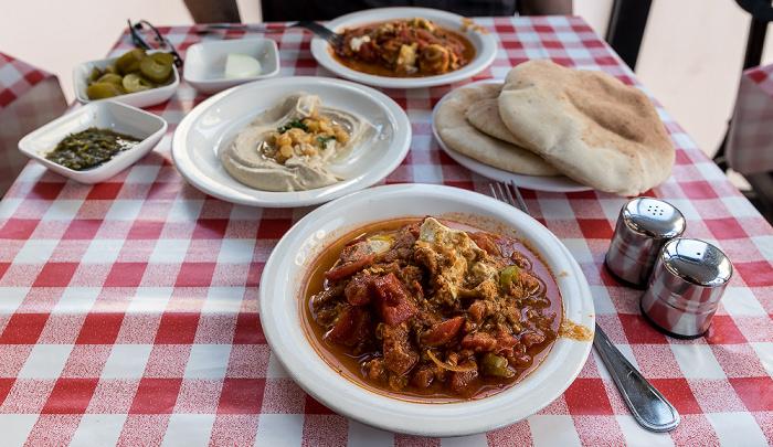 Restaurant King George Street / HaHistadrut Street Jerusalem