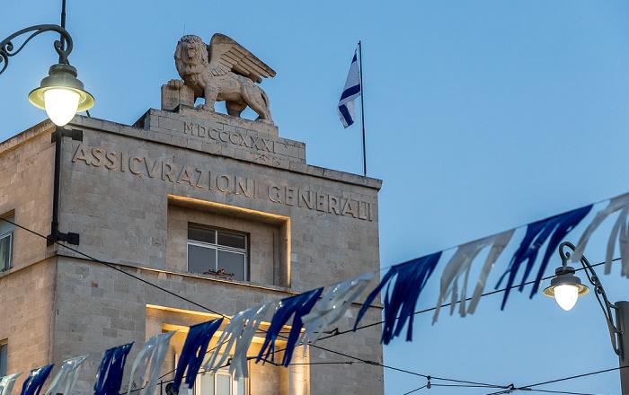 Jaffa Road: Generali Building Jerusalem