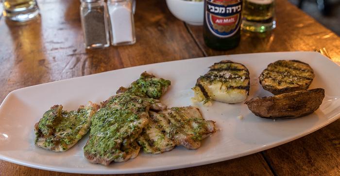 Jerusalem Luntz Street: Café Rimon