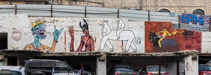 Koresh Street Jerusalem