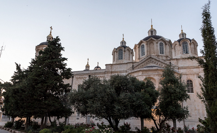 Russische Dreifaltigkeitskirche Jerusalem