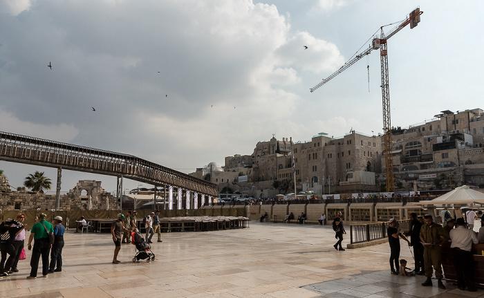 Altstadt: Western Wall Plaza Jerusalem