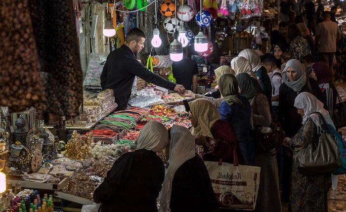 Altstadt (Muslimisches Viertel) Jerusalem