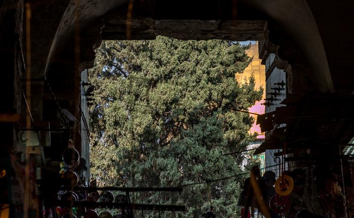 Jerusalem Altstadt (Muslimisches Viertel) Felsendom
