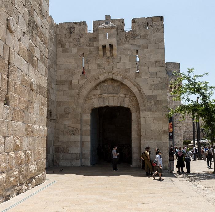Altstadt: Jaffator Jerusalem