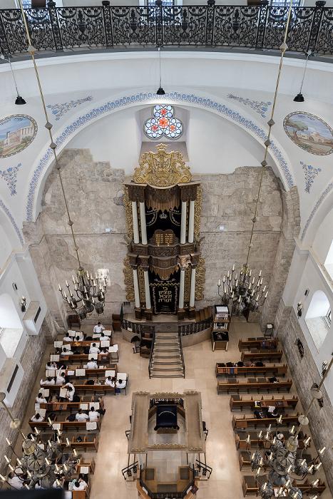 Hurva-Synagoge Jerusalem
