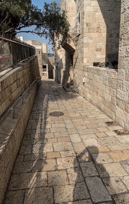 Altstadt (Jüdisches Viertel) Jerusalem