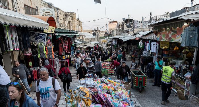 Jerusalem Altstadt (Muslimisches Viertel)
