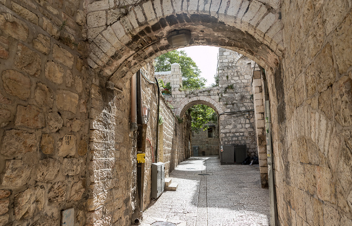 Altstadt (Armenisches Viertel) Jerusalem