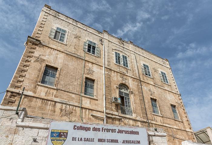 Altstadt (Christliches Viertel): Collège des Frères Jerusalem