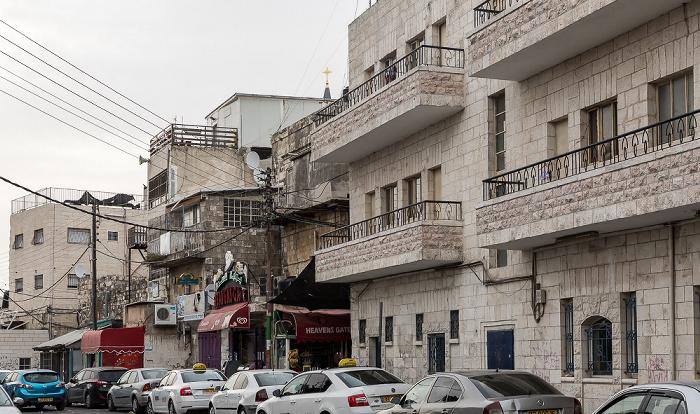 Ölberg: At-Tur - Rub'a el-Adawiya Street Jerusalem
