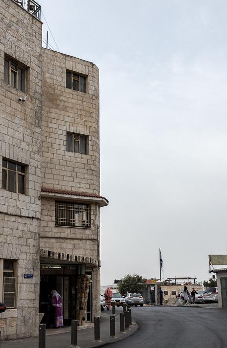 Ölberg: At-Tur - Rub'a el-Adawiya Street: Mount of Olives Hotel  Jerusalem