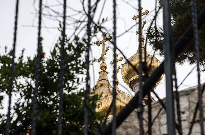 Jerusalem Kidrontal: Maria-Magdalena-Kirche