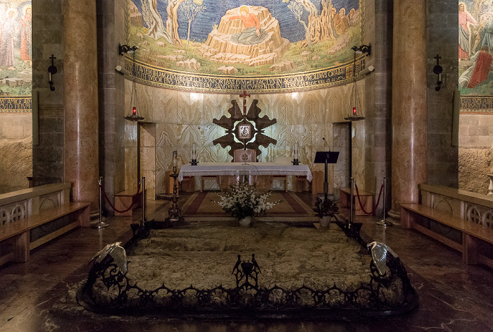 Jerusalem Kirche aller Nationen (Todesangstbasilika, Basilica Agoniae Domini)