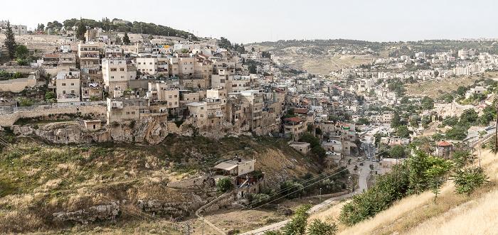 Jerusalem Kidrontal, Silwan