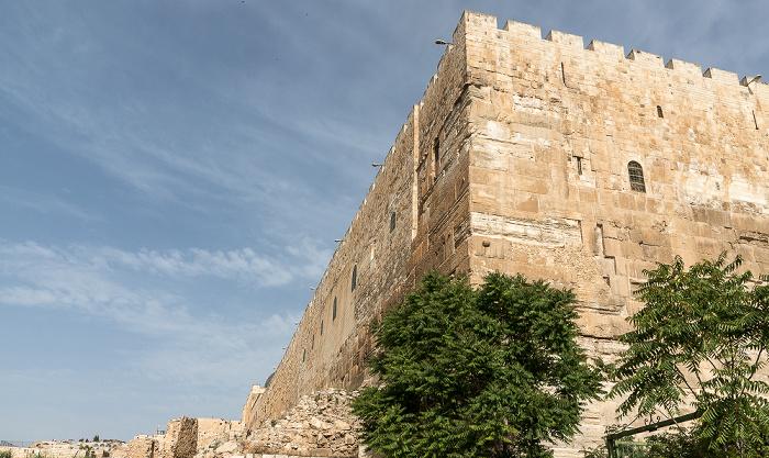 Tempelberg (Altstadt) Jerusalem