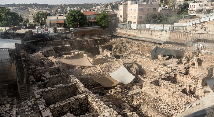 Davidsstadt Jerusalem