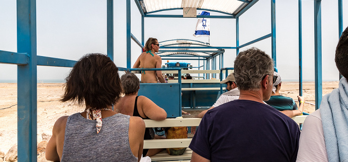 En Gedi Ein Gedi Sea Of Spa: Bimmtelbahn zum Toten Meer