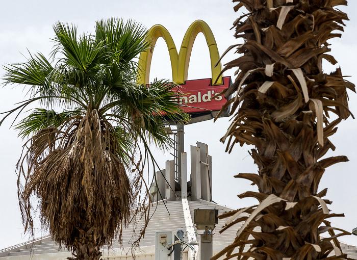 En Bokek McDonald's